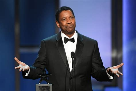 """""""Training Day"""" Prequel Reportedly In The Works-Denzel"""