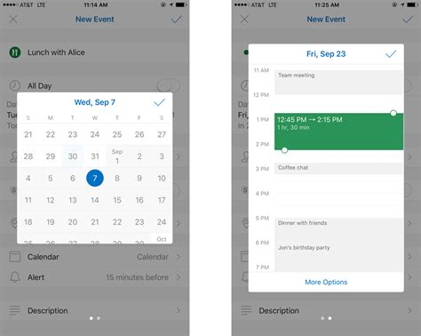 Microsoft Outlook Gets a Calendar Update on the Eve of