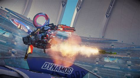 Watch the first 35 minutes of PSVR game RIGS Mechanized