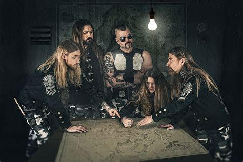 Sabaton Debut Video for 'The Great War' Title Track