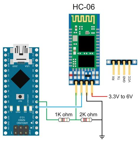 UNO and Bluetooth HC06 AT commands