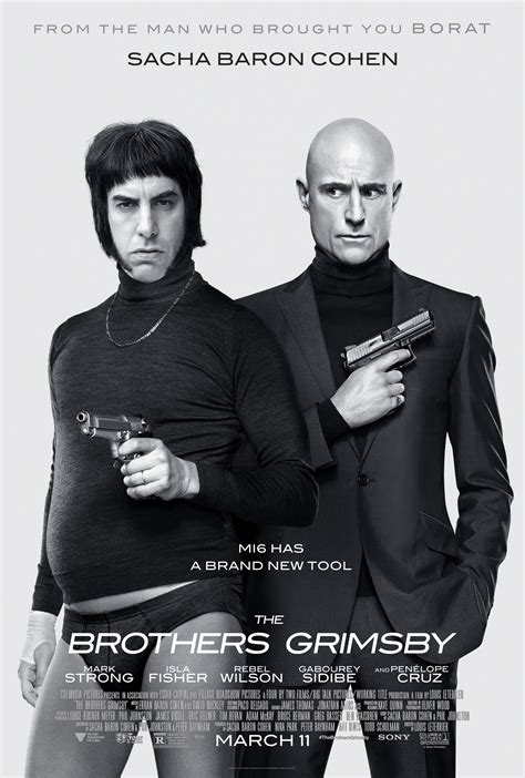 The Brothers Grimsby (2016) - IMDbPro