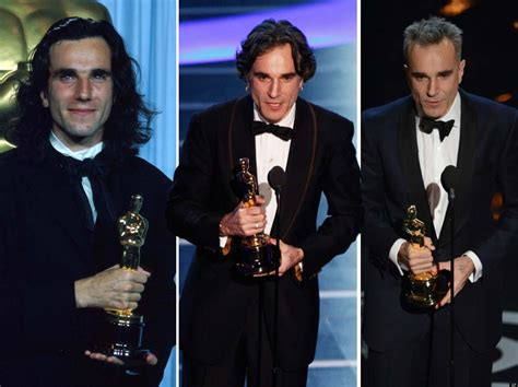 Daniel Day-Lewis Makes Oscars History By Scooping Third