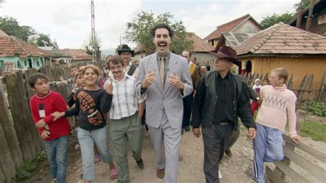 'Borat' Turns 10: Real Stories Behind the Making of the