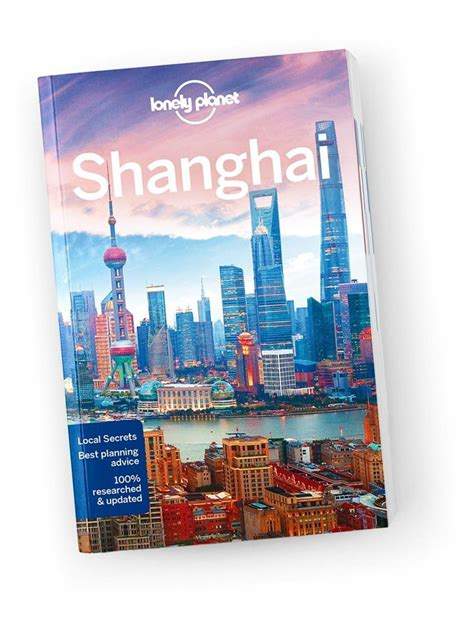 Lonely Planet Shanghai Travel Guide - Lonely Planet Shop