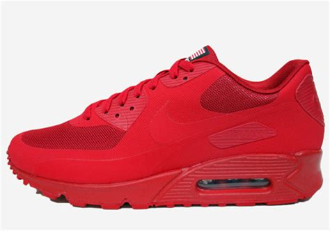 """Nike Air Max 90 Hyperfuse QS """"USA Red"""" - SneakerNews"""