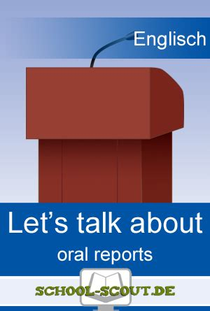 Let's talk about pets! Training for the oral report