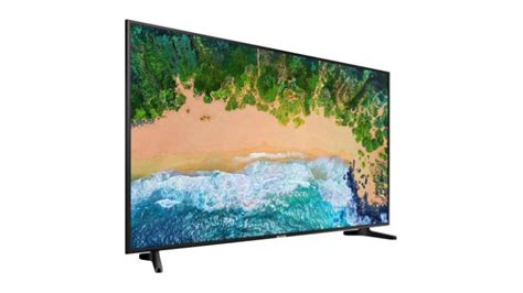 Samsung Super 6 4K UHD TV launched in India: Key specs