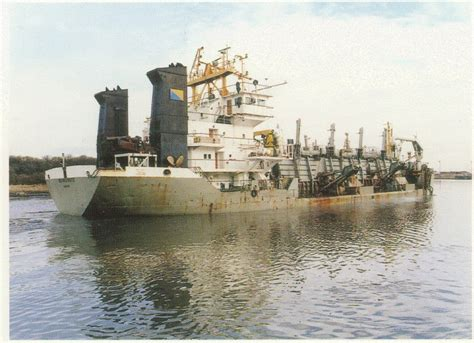 WD Medway II - Trailing suction hopper dredgers
