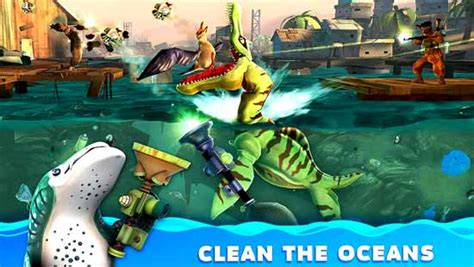 Hungry Shark World MOD (Unlimited) Apk Latest For Android