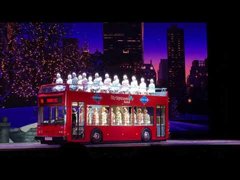 Rockette Stage to Street Style: 'Sleigh Ride' | The Rockettes