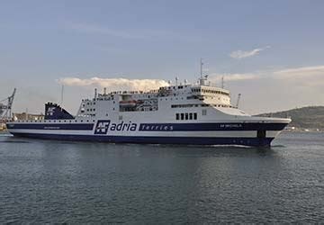 Adria Ferries - Ferry Booking, timetables and tickets