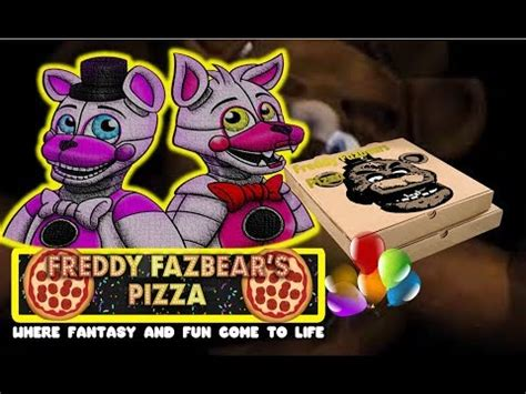 FREDDY FAZBEAR'S PIZZA PHONE NUMBER THAT WORKS   CALLING