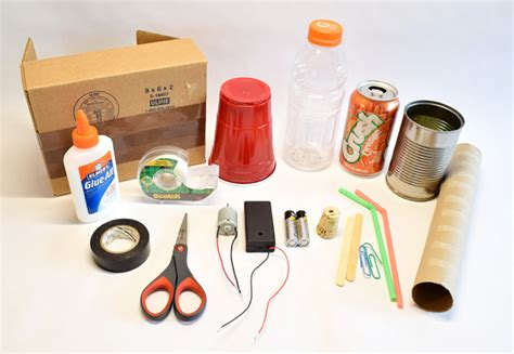Building Junkbots—Robots from Recycled Materials | Lesson Plan