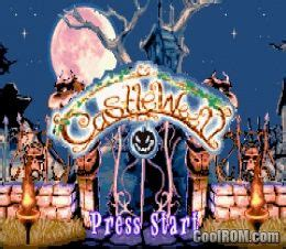 Castleween ROM Download for Gameboy Advance / GBA