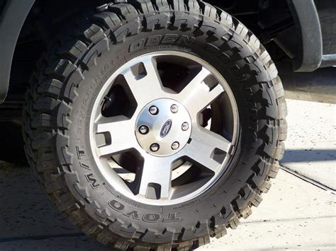"""33"""" Muds for 18"""" rims hard to come by - F150online Forums"""