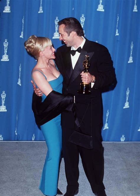 Patricia Arquette and Nicolas Cage, 1996   Pictures From