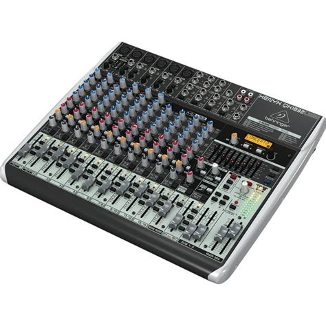 Jual Behringer Xenyx QX1832USB Mixer with Effects