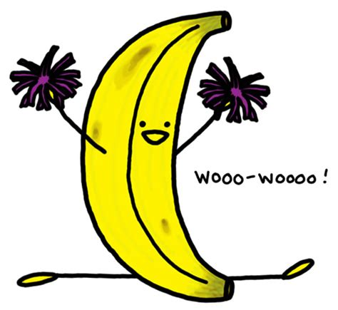 Bananas are the funniest fruit on the planet | Meaning in