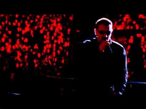 U2 - 360° Tour Live Rose Bowl - # 6 Stuck In A Moment You