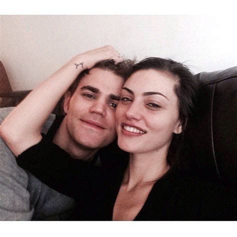 20 Times Paul Wesley and Phoebe Tonkin Were Too Cute For