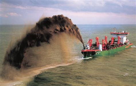 Dredging and dredgers