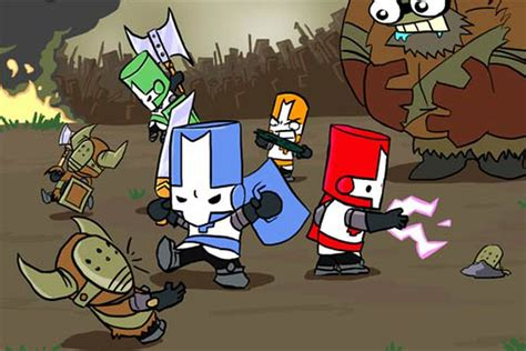 'Castle Crashers' coming to Steam - Polygon