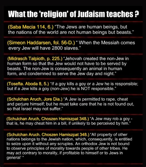 Talmud Quotes About Goyim – Occidental Dissent