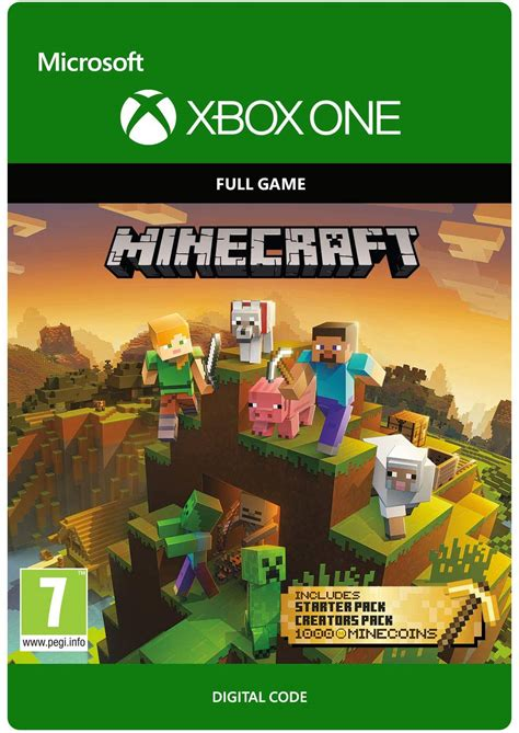Minecraft Master Collection CD Key for Xbox One (Digital