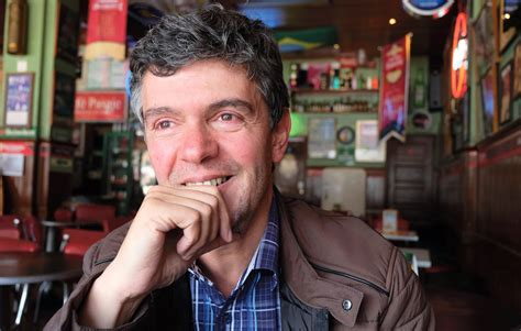 """Enrique Serrano: A writer of our times, and """"out of time"""