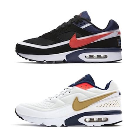 NIKE AIR MAX CLASSIC BW PRM ATLANTA 96 - THEN AND NOW