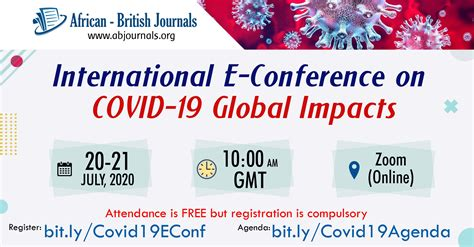 International E-Conference on COVID-19 Global Impacts