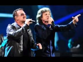 Stuck In A Moment You Can't Get Out Of - U2 and Mick
