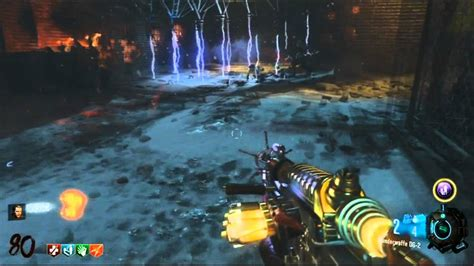 The Giant Round 80 - Black Ops 3 Zombies Round 100 Update