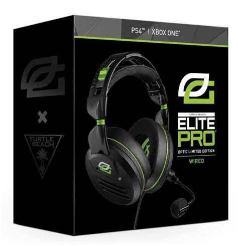 The Elite Pro - OpTic Limited Edition Turtle Beach Gaming