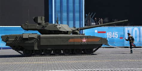 How Russian and American Weapons Would Match Up in a New