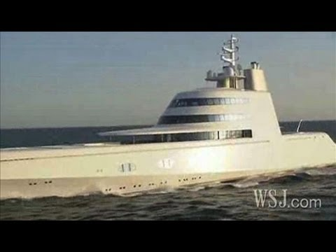 100 Largest Yachts 2008 (State-Owned) #1: Dubai - Power