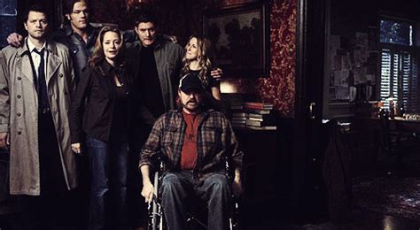 A 'Supernatural' Thanksgiving: Feasting With the
