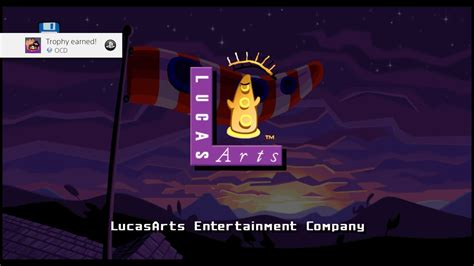 Platinum #927 - Day of the Tentacle Remastered (PS4)