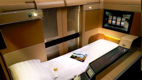 Luxury dining in Etihad's first-class suites - The National