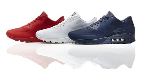 """Nike Air Max 90 Hyperfuse """"USA Pack"""" - Release Date"""