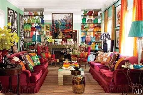 Sig Bergamin's Vibrant Home in Brazil | Architectural Digest