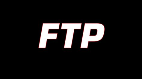 What is Ftp?, How the FTP server works