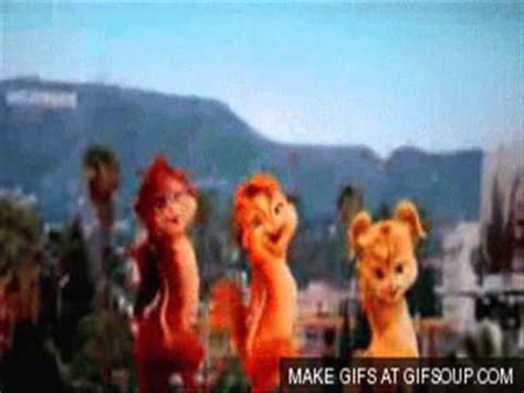 Chipettes - Single ladies [Put A Ring On It] - YouTube