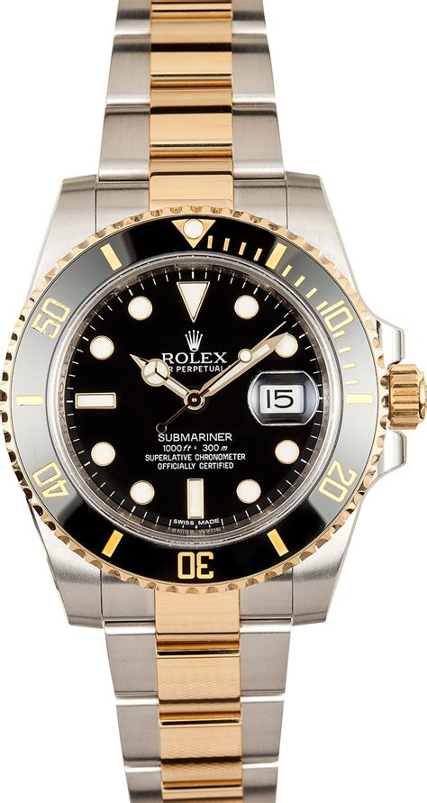 Pre Owned Rolex Ceramic Submariner - Save At Bob's Watches