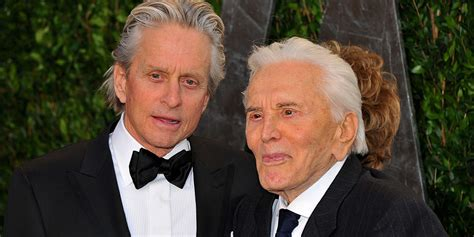 Michael Douglas Says His Father Kirk Once Thought He Was A